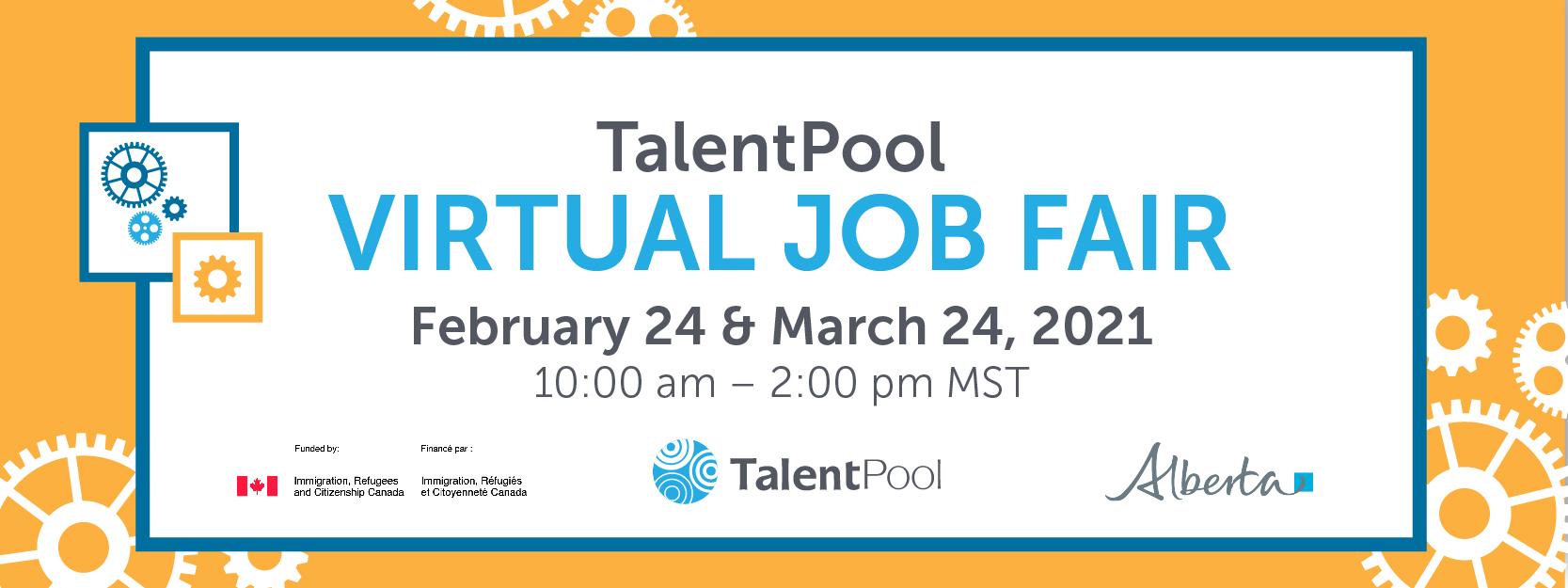 Talent Pool Job Fair