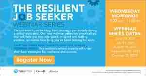 Resilient Job Seeker Register Now